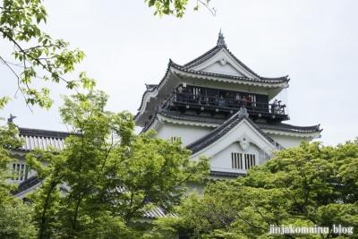 龍城神社(岡崎市康生町)25