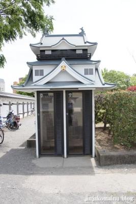 龍城神社(岡崎市康生町)38