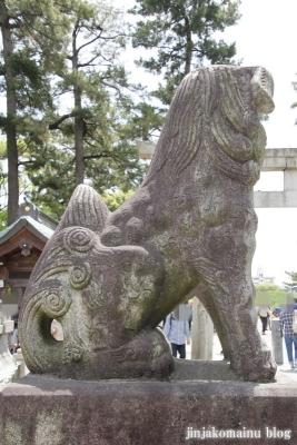 龍城神社(岡崎市康生町)12