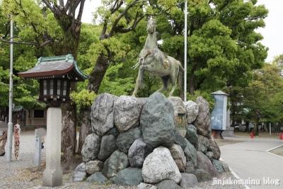 真清田神社(一宮市真清田)8