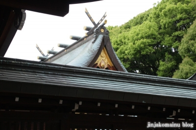 真清田神社(一宮市真清田)42