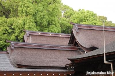 尾張大国霊社(稲沢市国府宮)22