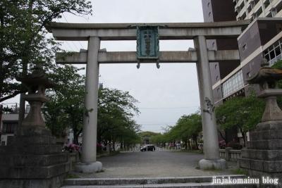 尾張大国霊社(稲沢市国府宮)28
