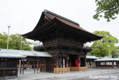 尾張大国霊社(稲沢市国府宮)30