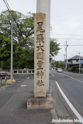 尾張大国霊社(稲沢市国府宮)4