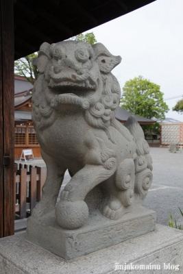 尾張大国霊社(稲沢市国府宮)11