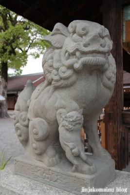尾張大国霊社(稲沢市国府宮)15