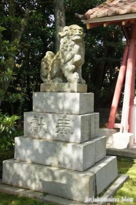 津島神社(津島市神明町)25