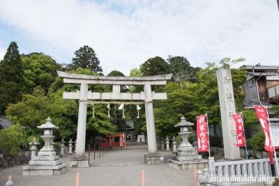 賀茂神社(江八幡市加茂町)1