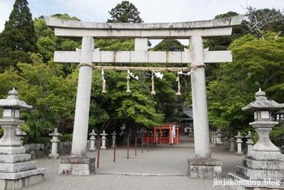 賀茂神社(江八幡市加茂町)3