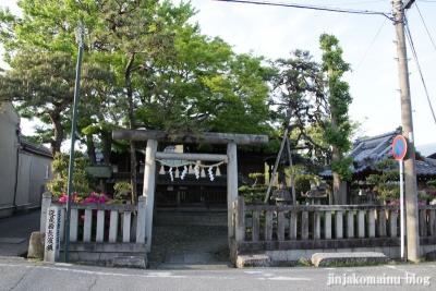 新明神社(長浜市朝日町)5