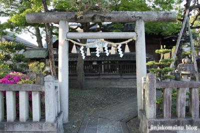 新明神社(長浜市朝日町)6