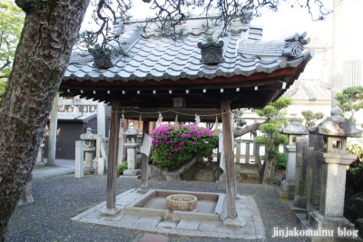 新明神社(長浜市朝日町)7
