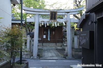 新明神社(長浜市朝日町)9