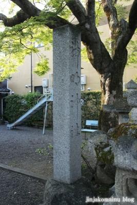 新明神社(長浜市朝日町)12