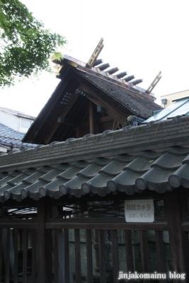 新明神社(長浜市朝日町)16