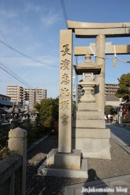 豊国神社(長浜市南呉服町)3