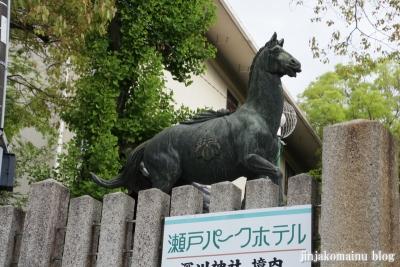 深川神社(瀬戸市深川町)9