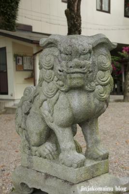 深川神社(瀬戸市深川町)16
