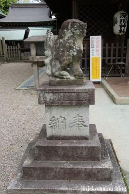 深川神社(瀬戸市深川町)23