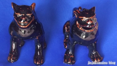 狛犬さんオンパレード10