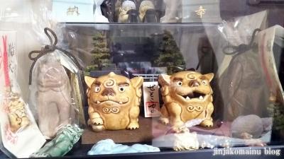 狛犬さんオンパレード14