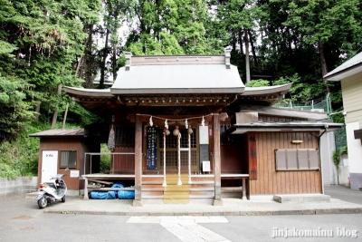 杉山神社(横浜市緑区鴨居)7