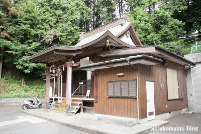 杉山神社(横浜市緑区鴨居)9