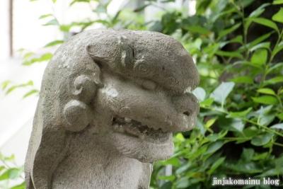 杉山神社(横浜市緑区鴨居)20