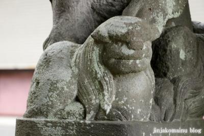 杉山神社(横浜市緑区鴨居)21