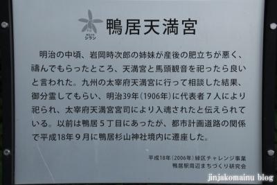 杉山神社(横浜市緑区鴨居)24