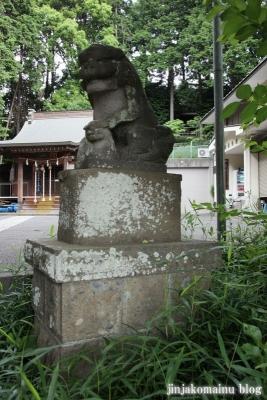 杉山神社(横浜市緑区鴨居)12