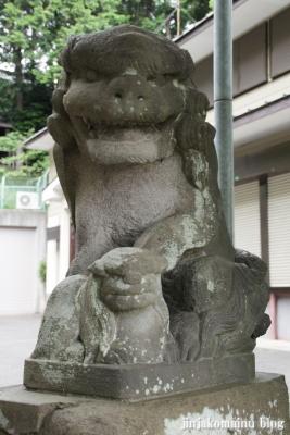 杉山神社(横浜市緑区鴨居)13