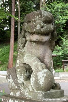 杉山神社(横浜市緑区鴨居)17