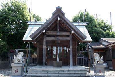 新明神社(横浜市神奈川区三枚町)5
