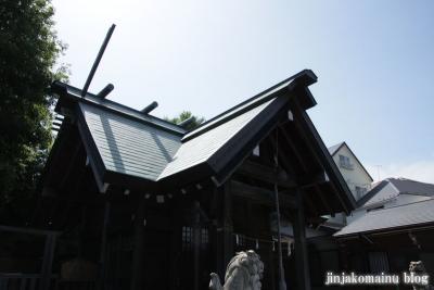 新明神社(横浜市神奈川区三枚町)6