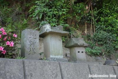 新明神社(横浜市神奈川区三枚町)13
