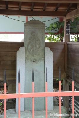 笠のぎ稲荷神社(横浜市神奈川区東神奈川)16