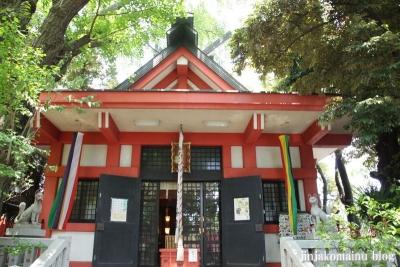 笠のぎ稲荷神社(横浜市神奈川区東神奈川)8