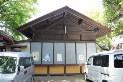 笠のぎ稲荷神社(横浜市神奈川区東神奈川)13