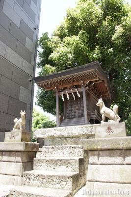 銀太郎稲荷神社(横浜市神奈川区東神奈川)5