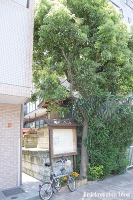 銀太郎稲荷神社(横浜市神奈川区東神奈川)6