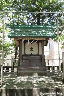 新明宮(横浜市神奈川区東神奈川)6