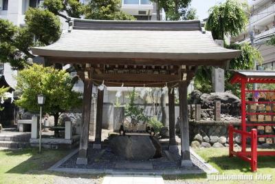 熊野神社(横浜市神奈川区東神奈川)3