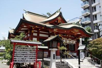 熊野神社(横浜市神奈川区東神奈川)5