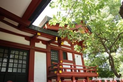熊野神社(横浜市神奈川区東神奈川)7