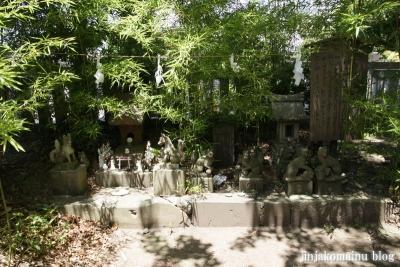 熊野神社(横浜市神奈川区東神奈川)8