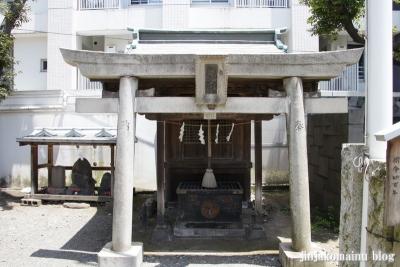 熊野神社(横浜市神奈川区東神奈川)9