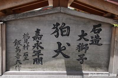 熊野神社(横浜市神奈川区東神奈川)27