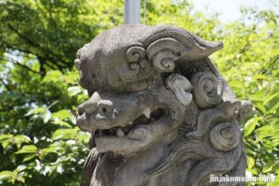 熊野神社(横浜市神奈川区東神奈川)28